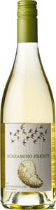 Screaming Frenzy Sauvignon Blanc 2014, BC VQA Okanagan Valley Bottle