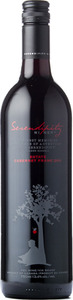 Serendipity Winery Cabernet Franc 2011, Okanagan Valley Bottle