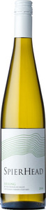 Spierhead Riesling Gentleman Farmer Vineyard 2014, BC VQA Okanagan Valley Bottle