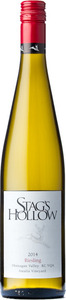 Stag's Hollow Winery Riesling Amalia Vineyard 2014, Okanagan Valley Bottle