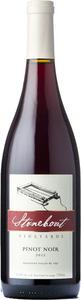 Stoneboat Pinot Noir 2012, VQA Okanagan Valley Bottle