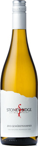 Stoney Ridge Gewurztraminer 2013, Niagara Peninsula Bottle