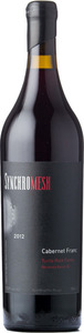 Synchromesh Cabernet Franc Turtle Rock Farms 2012, BC VQA Okanagan Valley Bottle