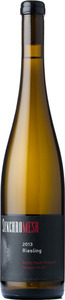 Synchromesh Riesling Storm Haven Vineyard 2013, BC VQA Okanagan Valley Bottle