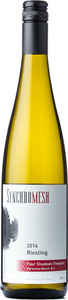 Synchromesh Wines Riesling Four Shadows Vineyard 2014, Okanagan Valley Bottle