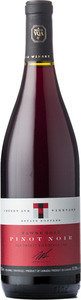 Tawse Cherry Avenue Pinot Noir 2012, Twenty Mile Bench VQA Bottle