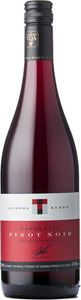 Tawse Growers Blend Pinot Noir 2012, VQA Niagara Peninsula Bottle