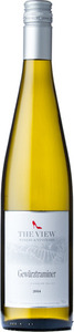 The View Gewurztraminer 2014, BC VQA Okanagan Valley Bottle