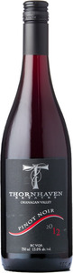 Thornhaven Pinot Noir 2012, BC VQA Okanagan Valley Bottle