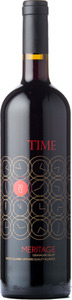 Time Estate Winery Meritage 2012, BC VQA Okanagan Valley Bottle