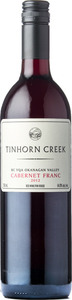 Tinhorn Creek Cabernet Franc 2012, BC VQA Okanagan Valley Bottle