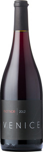 Carone Vineyard Venice Pinot Noir 2012 Bottle