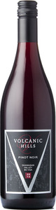 Volcanic Hills Pinot Noir 2012, BC VQA Okanagan Valley Bottle