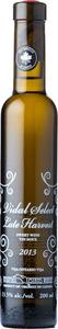 Waupoos Estates Vidal Select Late Harvest 2013, Ontario (375ml) Bottle