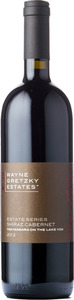 Wayne Gretzky No. 99 Estate Series Shiraz/Cabernet 2013, VQA Niagara Peninsula Bottle