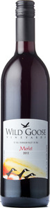Wild Goose Merlot 2012, BC VQA Okanagan Valley Bottle