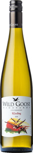 Wild Goose Vineyards Riesling 2014, Okanagan Valley Bottle