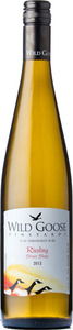 Wild Goose Stoney Slope Riesling 2013, VQA Okanagan Valley Bottle