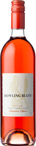 Howling Bluff Summa Quies Rosé 2014, Okanagan Valley, Bc Bottle