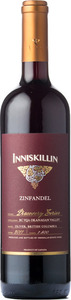 Inniskillin Okanagan Discovery Series Zinfandel 2011, BC VQA Okanagan Valley Bottle