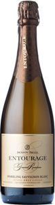 Jackson Triggs Entourage Grand Reserve Sparkling Sauvignon Blanc 2011, VQA Niagara Peninsula Bottle