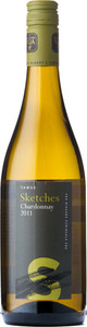 Tawse Sketches Chardonnay 2011, VQA Niagara Peninsula  Bottle