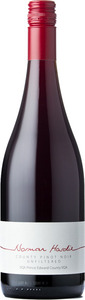 Norman Hardie County Unfiltered Pinot Noir 2013, VQA Prince Edward County Bottle