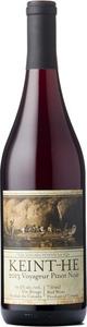 Keint He Voyageur Pinot Noir 2013, VQA Niagara Peninsula Bottle