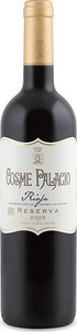 Cosme Palacio Reserva 2009, Doca Rioja Bottle