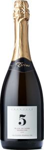 Trius Winery At Hillebrand Showcase Sparkling 5 Blanc De Noir 2009, VQA Niagara Peninsula Bottle