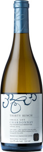 Thirty Bench Small Lot Chardonnay 2013, VQA Beamsville Bench Bottle