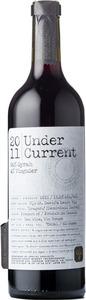 Creekside Undercurrent Syrah Viognier 2011, St. David's Bench Bottle