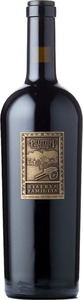 Pillitteri Riserva Famiglia Appassimento Cabernet Sauvignon 2012, VQA Niagara On The Lake Bottle