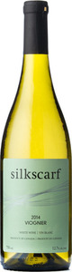 Silkscarf Viognier 2012, Okanagan Valley Bottle