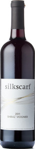 Silkscarf Shiraz Viognier 2011 Bottle