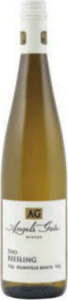 Angels Gate Riesling 2009, VQA Beamsville Bench, Niagara Peninsula Bottle