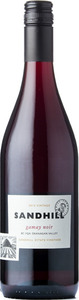 Sandhill Gamay Noir Sandhill Estate Vineyard 2013, BC VQA Okanagan Valley Bottle