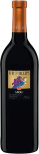 R.H. Phillips Syrah 2012 Bottle