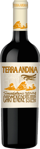 Terra Andina Carmenère Scandalous 2014 Bottle