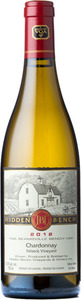 Hidden Bench Felseck Vineyard Chardonnay 2012, VQA Beamsville Bench, Niagara Peninsula Bottle