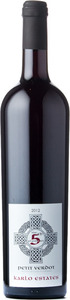 Karlo Estates The Fifth Element Petit Verdot 2012 Bottle