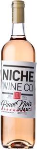 Niche Wine Company Pinot Noir Blanc 2014, BC VQA Okanagan Valley Bottle