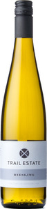 Trail Estate Riesling 2014, VQA Lincoln Lakeshore Bottle