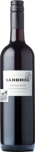 Sandhill Cabernet Merlot Vanessa Vineyard 2013, BC VQA Similkameen Valley Bottle