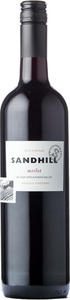 Sandhill Merlot Vanessa Vineyard 2012, BC VQA Similkameen Valley Bottle