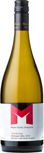 Meyer Family Mclean Creek Vineyard Chardonnay 2012, Okanagan Valley Bottle