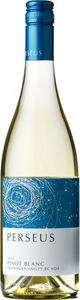 Perseus Winery Pinot Blanc 2013, VQA Okanagan Valley Bottle
