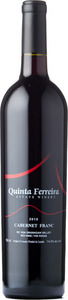 Quinta Ferreira Cabernet Franc 2010, Okanagan Valley Bottle