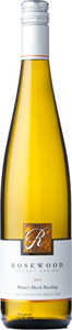 Rosewood Select Mima's Block Riesling 2013, Twenty Mile Bench Bottle