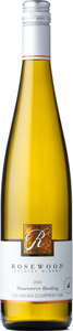 Rosewood Süssreserve Riesling 2014, VQA Niagara Escarpment Bottle